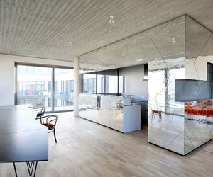 Exquisite Berlin Penthouse designed by LecaroliMited