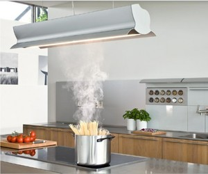 Extractor with Wing Slats from Bulthaup