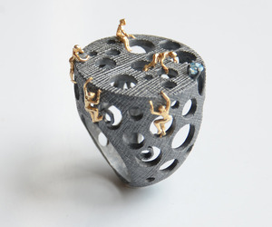 Extraordinary Handcrafted Rings