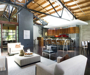 Extraordinary loft conversion in San Francisco