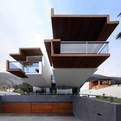 Extreme Modern House by Longhi Architects