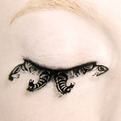 Eye Candy - Intricate Paper Art Eyelashes From PAPERSELF.