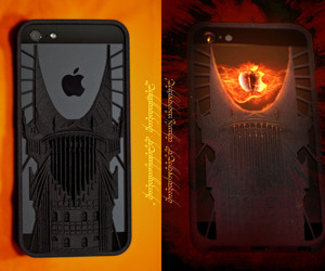 Eye of Sauron iPhone 5 Case
