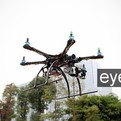 eye3 Hexicopter DSLR Flyer for Aerial Photography