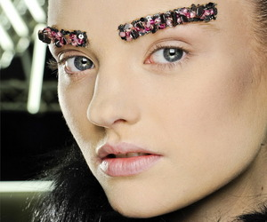 Eyebrow Jewelry from Chanel