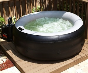 EZ Spa Portable Hot Tub
