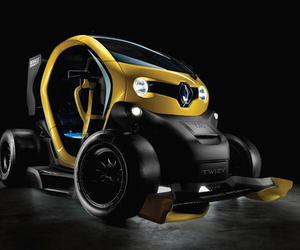 F1 inspired Renault Twizzy Electric Car