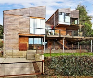 Fabulous eco-modern dwelling in Seattle