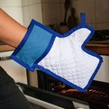 Facebook Like Oven Mitts