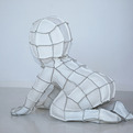 Faceless Sculptures by Sabi Van Hemert