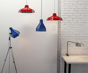 Facet Lamps from Brendan Ravenhill