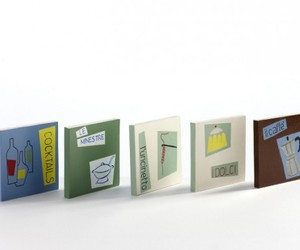 Fake Book Series by Emanuela Ligabue