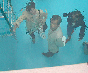 Fake Swimming Pool – Leandro Erlich