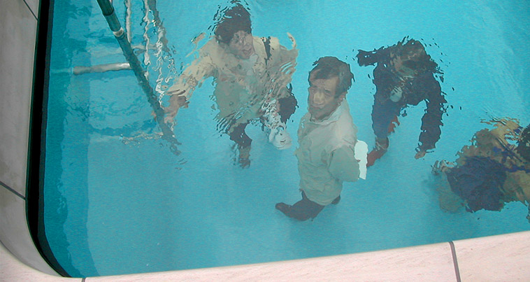 Fake Swimming Pool Leandro Erlich