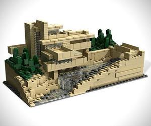 Fallingwater LEGO Architecture Series
