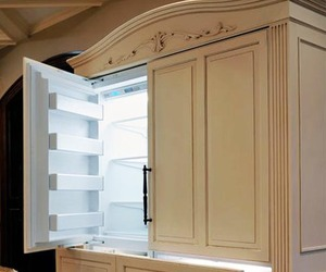 Fancy Refrigerator Armoire