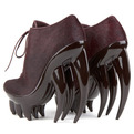 Fang Shoes By Iris Van Herpen