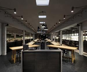Farang Restaurant in Stockholm by Futudesign