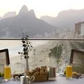 Fasano Hotel in Rio, Brazil by Philippe Stark