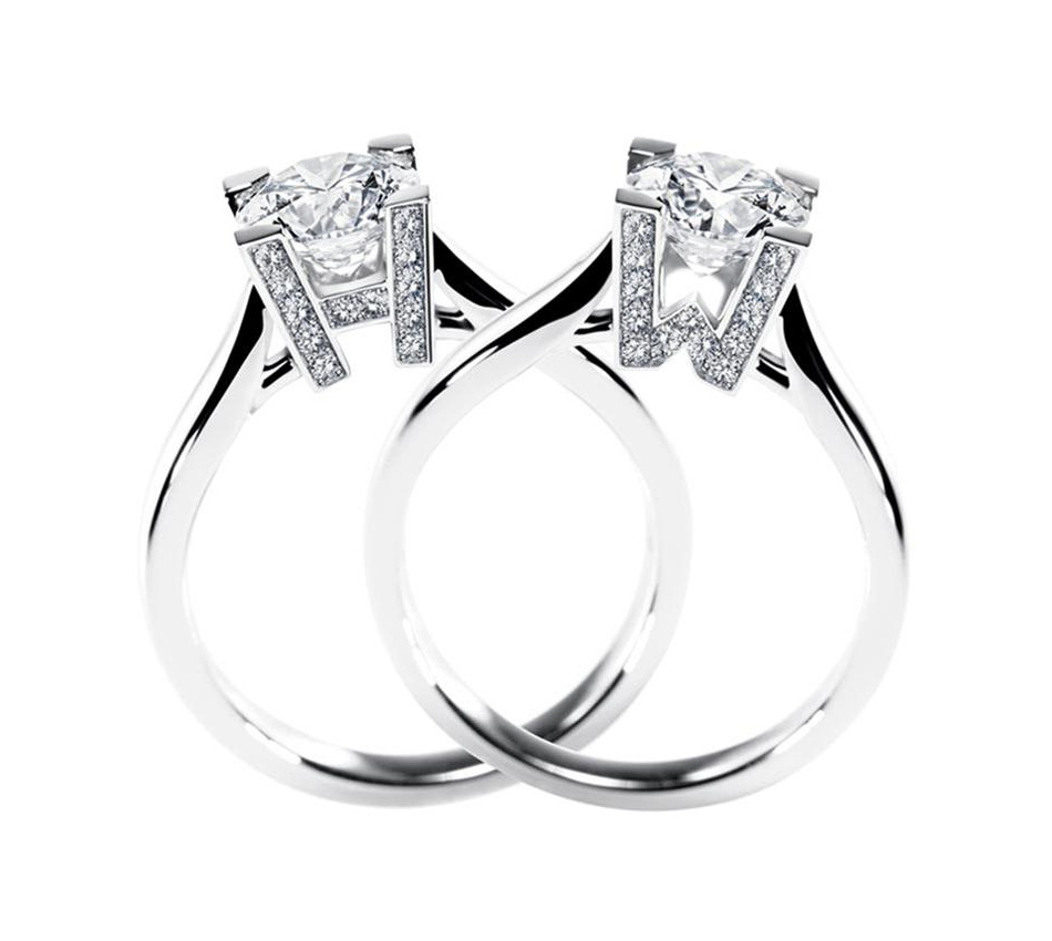Fascinating engagement rings by harry winston junglespirit Choice Image