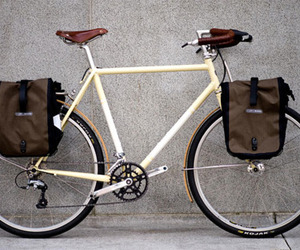 Fast Boy Cycles - Hill's Tourer