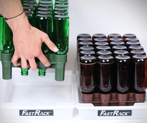 FastRack Beer Bottle Organizer