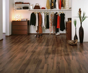 Feelwood Italian Walnut Laminate Flooring from Egger