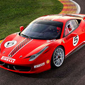 Ferrari Delivers Exclusive, Track-Ready 458 Challenge