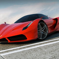 Ferrari F70 Concept by David Williams