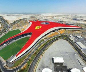 Ferrari World Abu Dhabi , UAE by Benoy