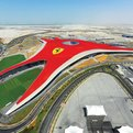 Ferrari World Abu Dhabi , UAE by Benoy