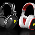 Ferrari x Logic3 Headphones x Speaker Dock Collection