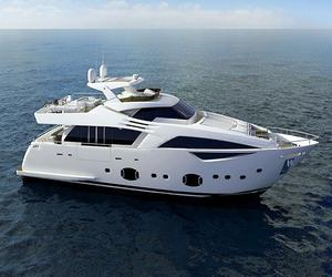 Ferretti Group Yachts Come to Newport