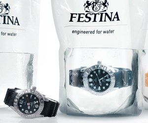 Festina Profundo The Water Packed Diving Watch