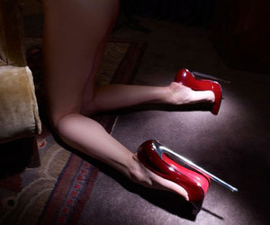 Fetish by David Lynch and Christian Louboutin