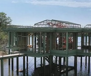 fictional Lake House