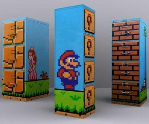 Filing Cabinet 2 – Super Mario Bros