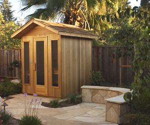 Finlandia Outdoor Sauna