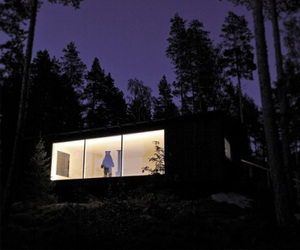 Finnish Saimaa Lake House by NOW Architecture