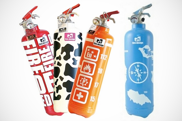 Decorative Fire Extinguisher fire design – decorative fire extinguishers