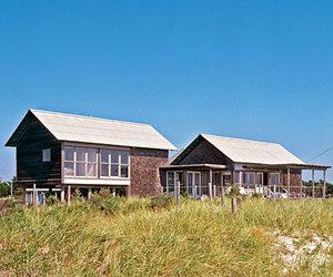 Fire Island Beach House by Fred Stelle