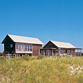 Fire Island Beach House by Fred Stelle