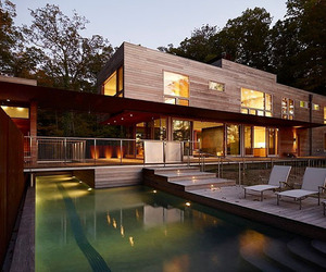 Fire Lane Retreat by Wheeler Kearns Architects
