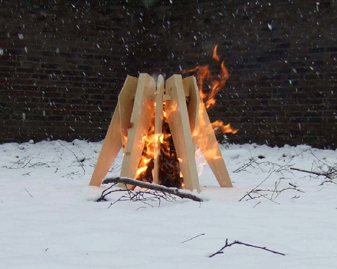 Fire up a campfire diy kit solutioingenieria Image collections