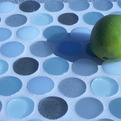 Fireclay Tile's Newest 'Crush' - 100% Recycled Glass Tile