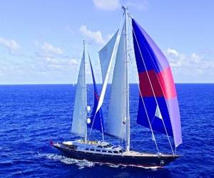 First Perini Navi Yacht