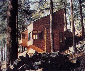 Fischer House by Norman Jaffe