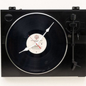Fischer Turntable Clock