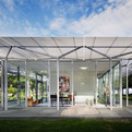 Fishers Island Glass House by Thomas Phifer and Partners