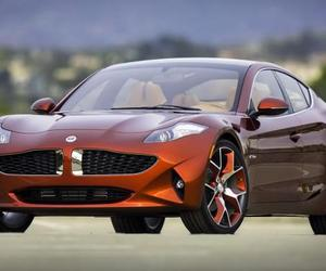 Fisker Atlantic Hybrid Sedan